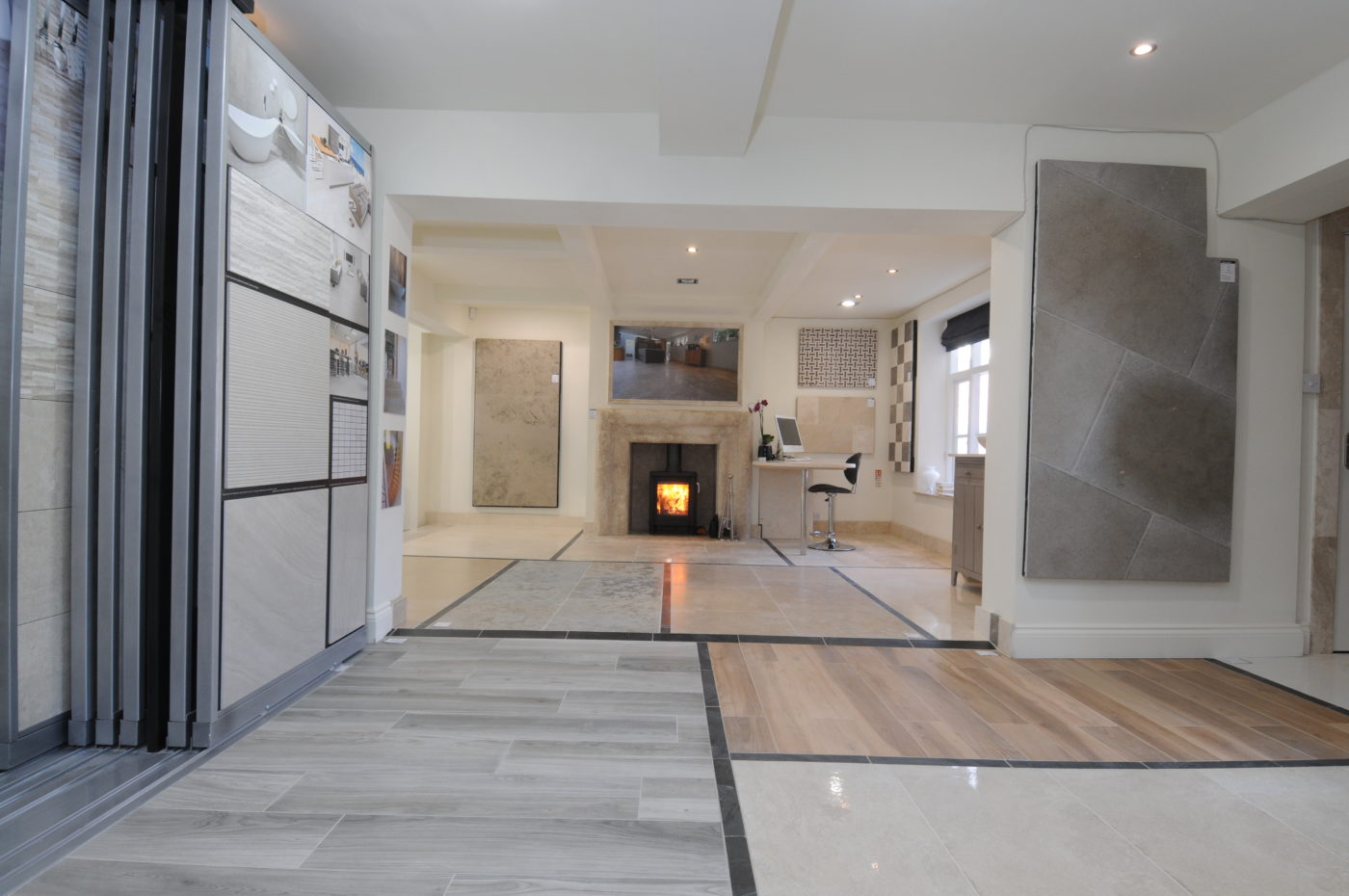 Stone And Porcelain Tiles In Knutsford Cheshire Terzetto