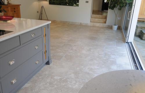 Palermo Limestone Flooring