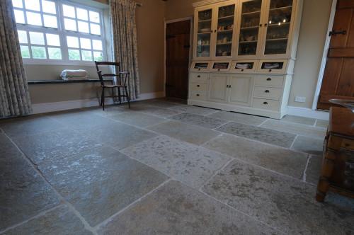 Madras Limestone Flooring
